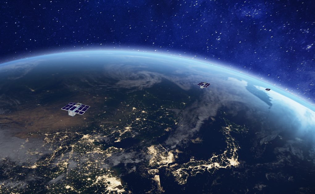 nanosatelites sateliot