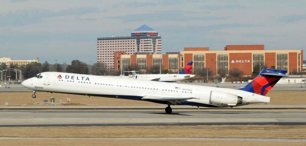 MD-88 Delta