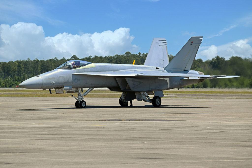 F18 Super Hornet para los Blue Angels