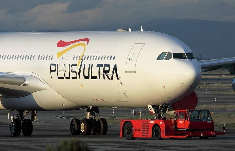 Plus Ultra Líneas Aéreas Ecuador