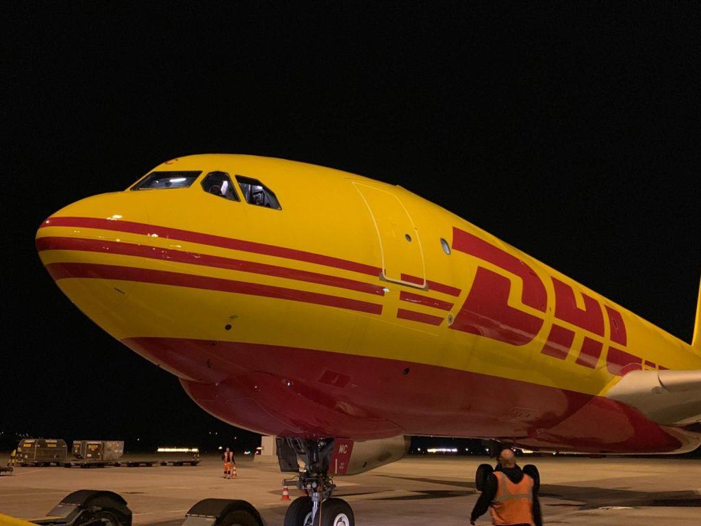 Airbus A330-200F DHL