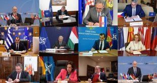 ministros de defensa de la OTAN
