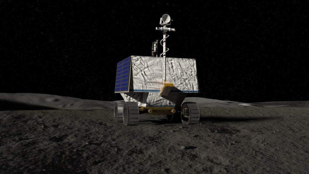 robot lunar VIPER