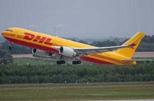 DHL Express Boeing 767-300BCF