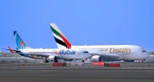Emirates y Flydubai fusión