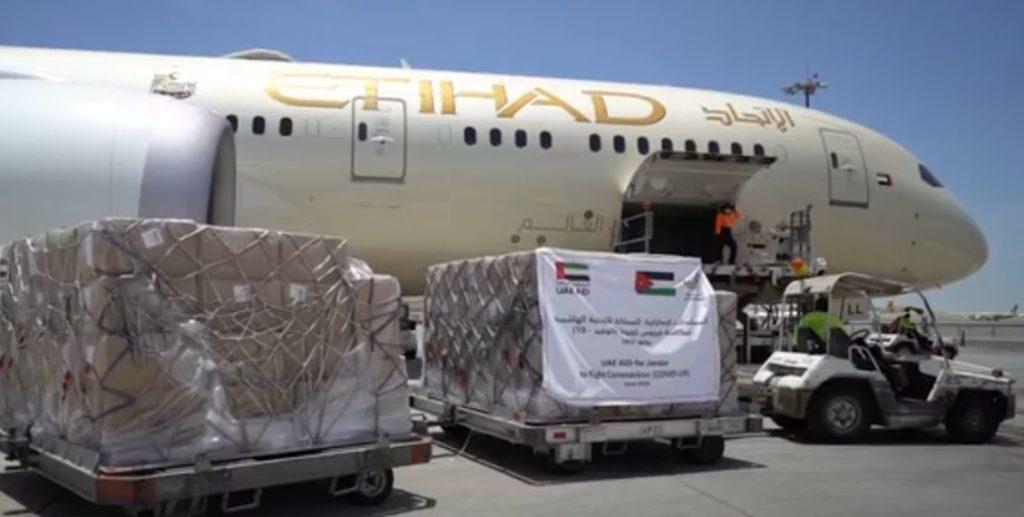 Etihad Airways covid-19