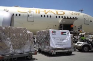 Etihad Airways covid-19