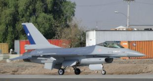 F-16 Chile Fuerza Aérea FACH