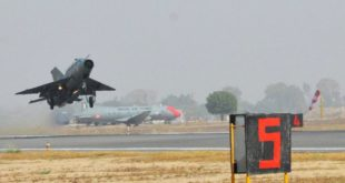 base aérea de la India