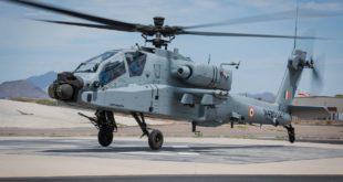 AH-64E Apache Fuerza Aérea India