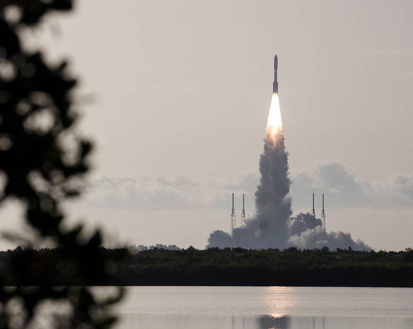 lanzamiento de la NASA del rover Perseverance y el helicóptero Ingenuity Mars2000