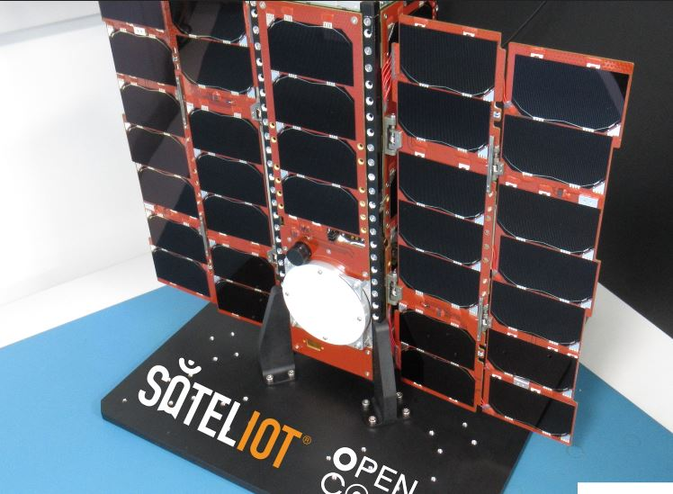 Sateliot y Open Cosmos