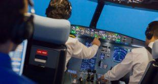 Simloc y Gulf Aviation Academy