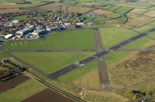 aeropuerto de Cranfield
