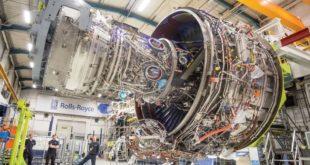 IPC del motor Rolls-Royce XWB-84