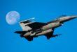 simulación de combate aéreo