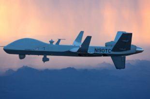 MQ-9B SkyGuardian de GA-ASI