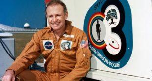 "Skylab 4, Gerald ""Jerry"" Carr."