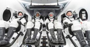 primera misión comercial de SpaceX a la ISS
