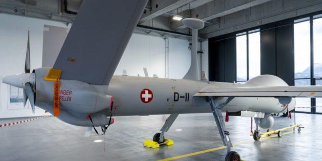 UAV Hermes 900 HFE