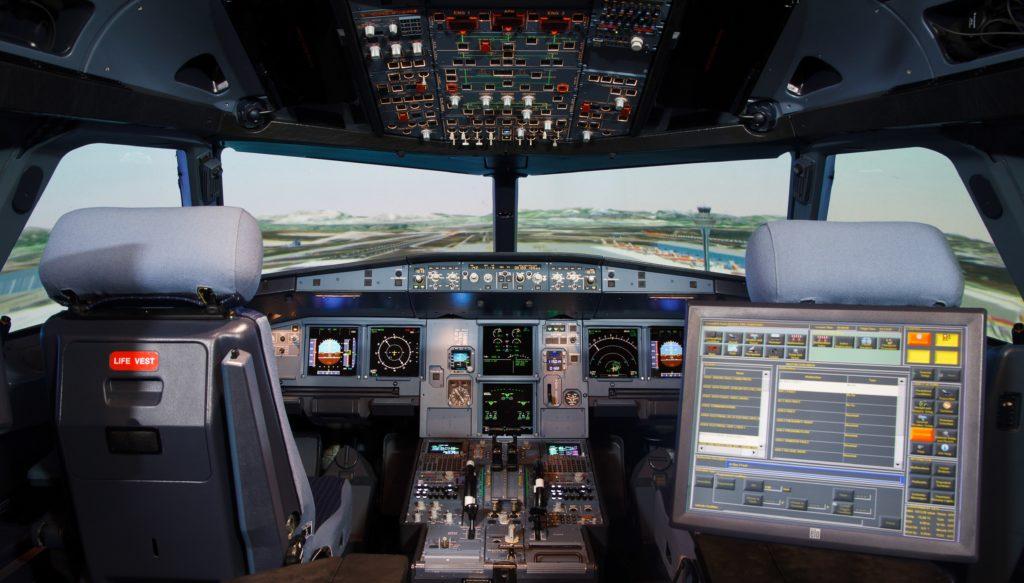 A320 FFS de GTA