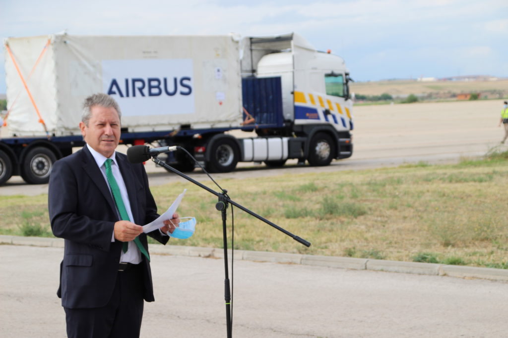 Alberto Gutierrez de airbus