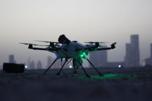 Elistair dron