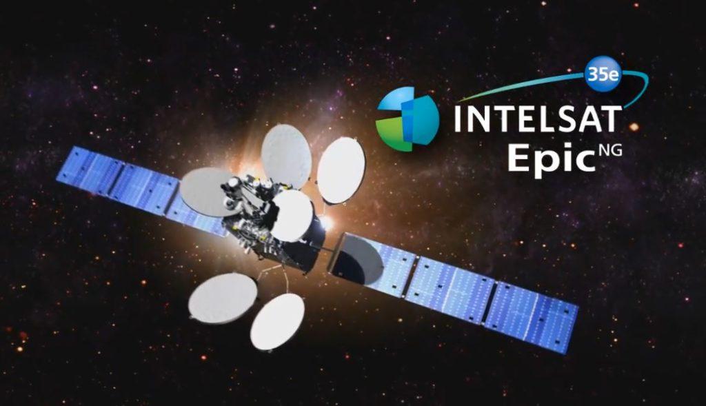 Intelsat Galaxy 35