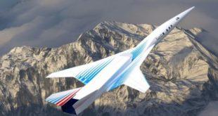 avión de negocios supersónico de rusia