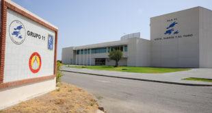 Centro de Instrucción. Foto: Ejército del Aire