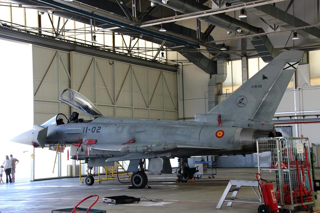 Eurofighters del Ala 11