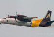 Un Antonov 32 de Aercaribe