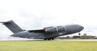 C-17 de la RAF