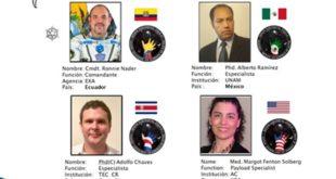 LATCOSMOS: la primera misión espacial latinoamericana