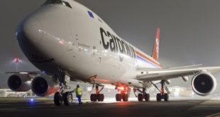 Cargolux carguero