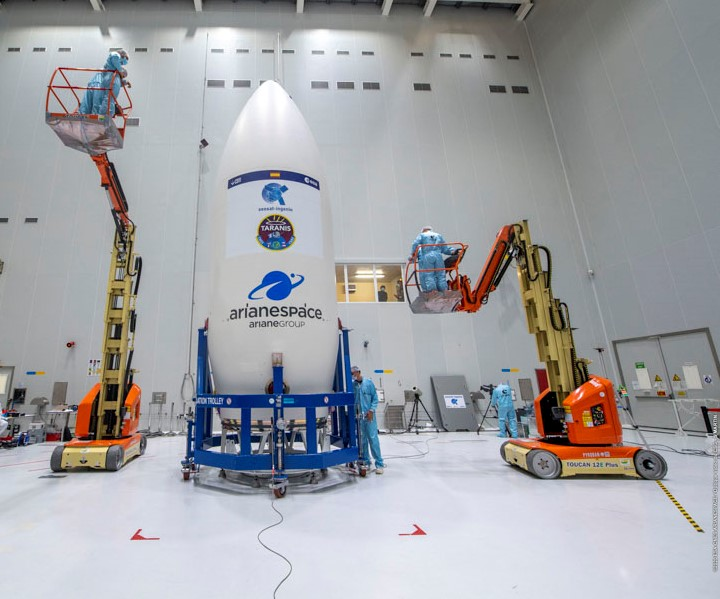 satélite español Ingenio