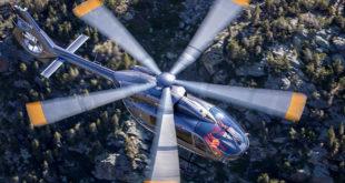 ExxonMobil H145 Airbus Heli