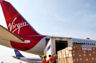 Virgin Atlantic Cargo Pharma Secure
