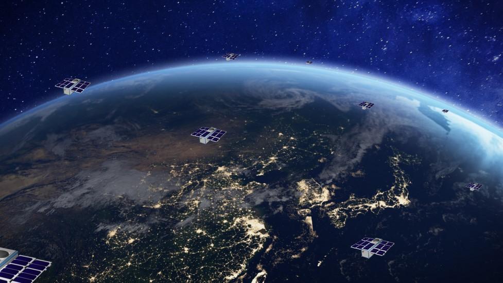 Sateliot industria andaluza