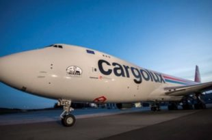 Cargolux se asocia con DB Schenker