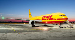 DHL y Cargojet