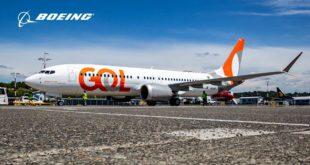 GOL Linhas Aereas Boeing 737 MAX