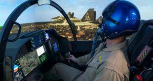 aviones de entrenamiento T-7