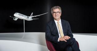 Thierry de Bailleul, vicepresidente de Ventas para Europa de Qatar Airways,