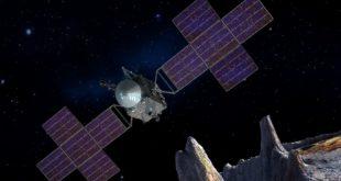 misión Psyche de la NASA