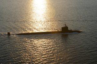 drones lanzados desde submarinos