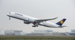 Lufthansa vuelo más largo