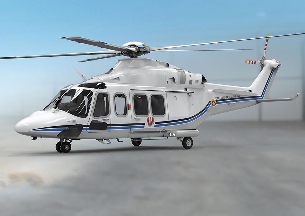 Leonardo AW139