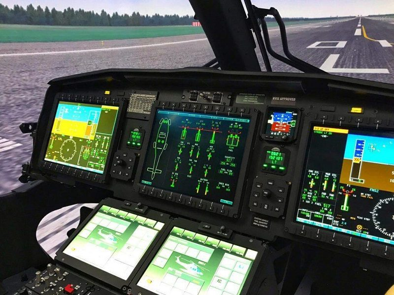 Coptersafety  AW169 FF Nivel D