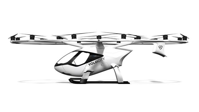 Volocopter EEUU